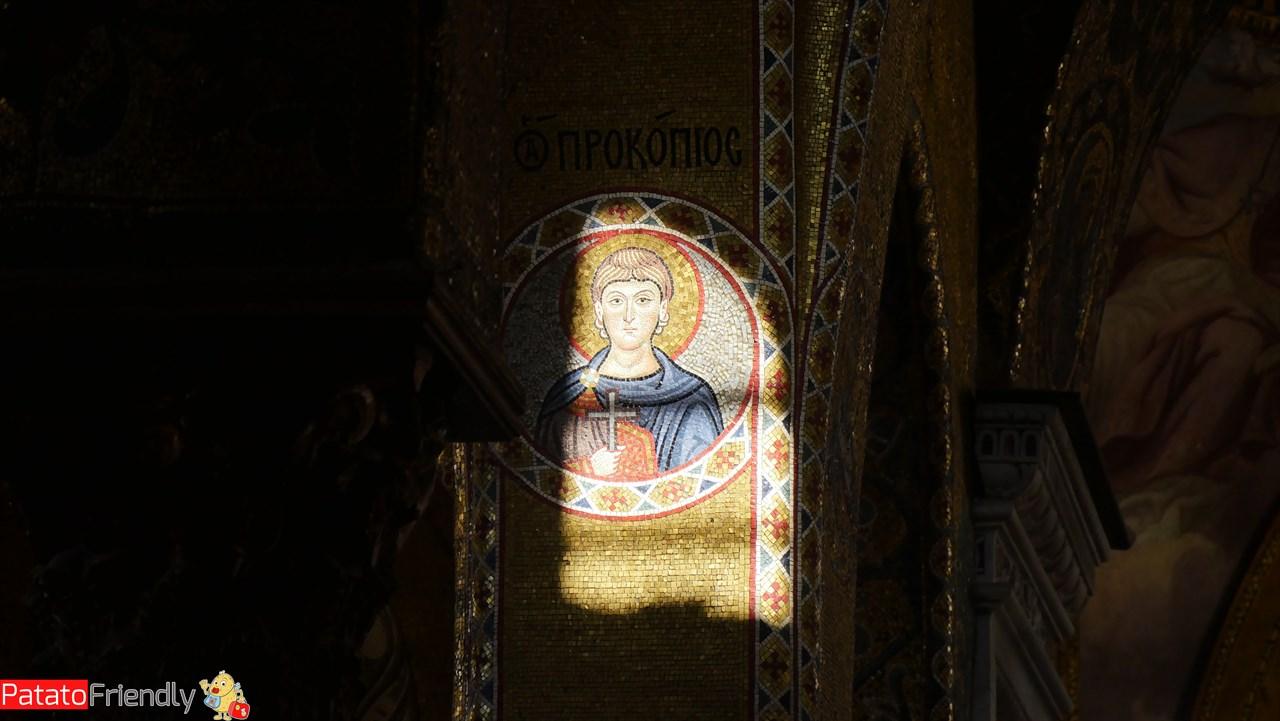Cosa vedere a Palermo - Particolare della Chiesa dell'Ammiraglio