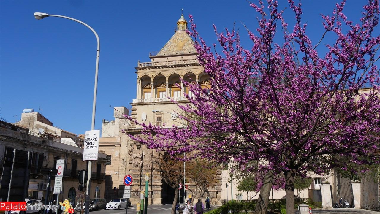 Cosa vedere a Palermo - Porta Nuova