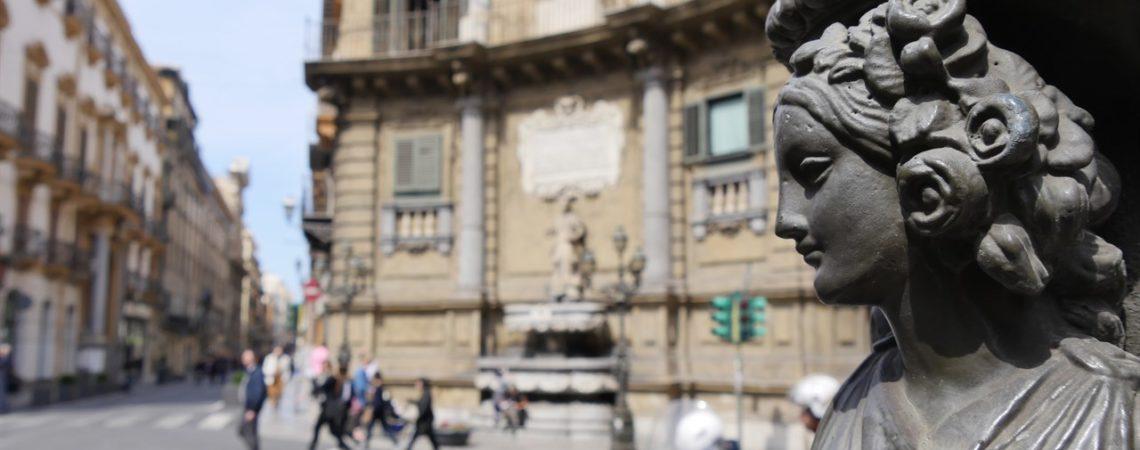 Cosa vedere a Palermo - Quattro Canti
