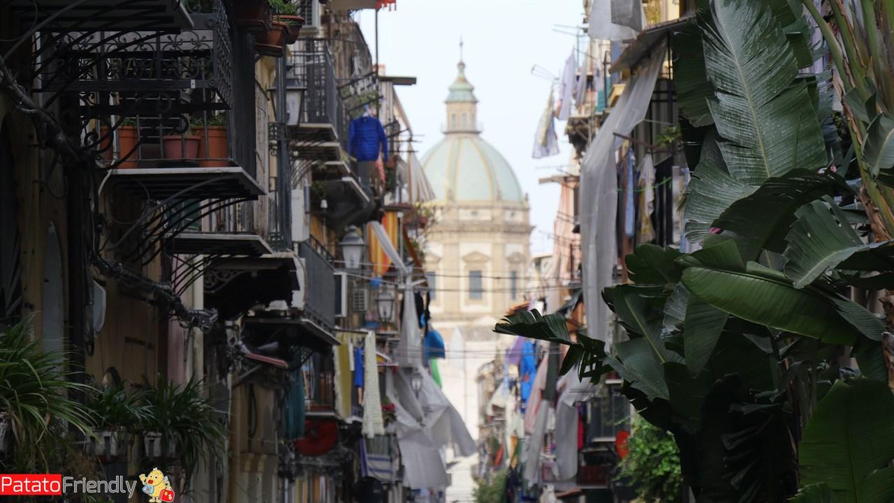 Cosa vedere a Palermo - Via Porta di Castro