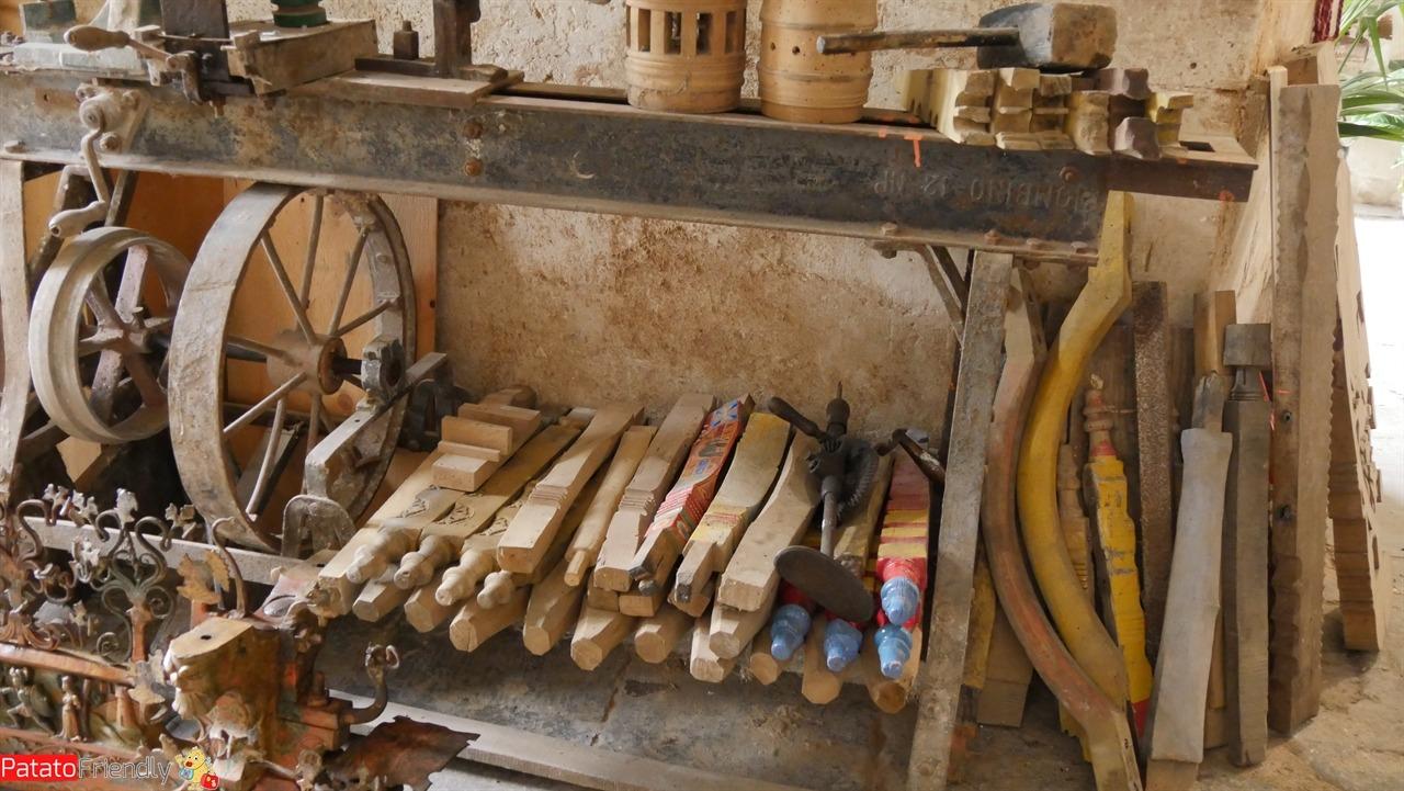 [cml_media_alt id='11190']Cosa vedere a Ragusa - la bottega dei carretti siciliani[/cml_media_alt]