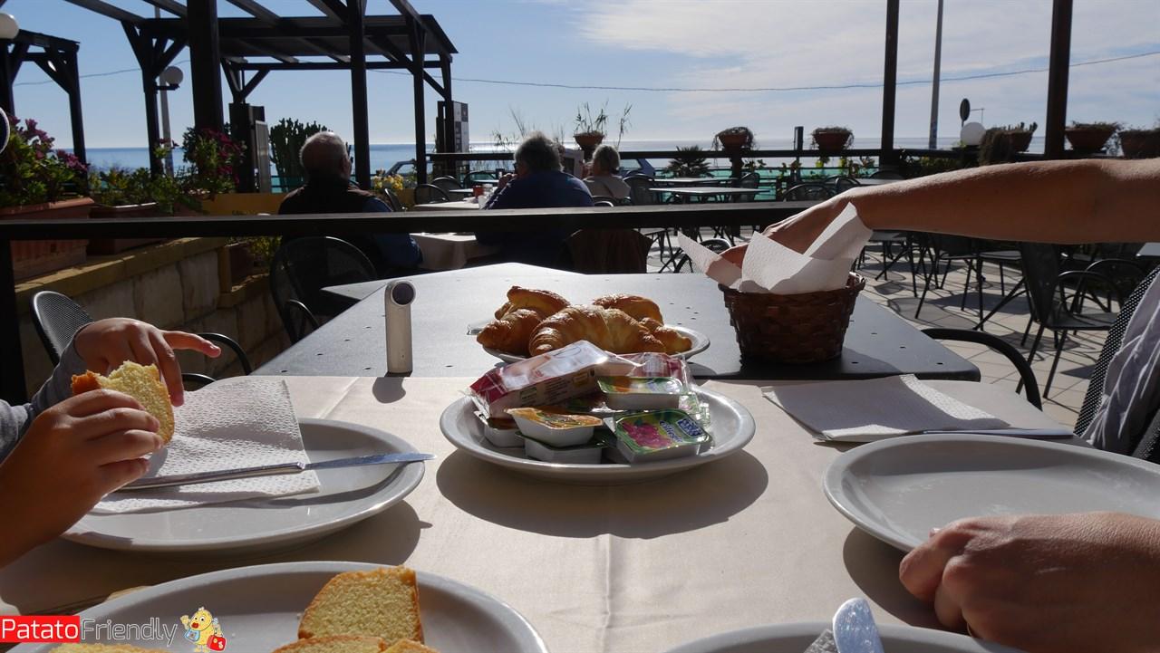 Hotel Jonio - Lido di Noto - Colazione in terrazza