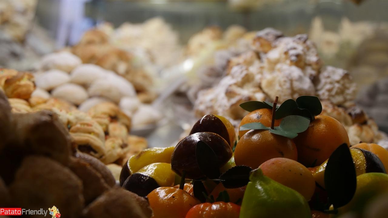 I dolci di marzapane della Sicilia