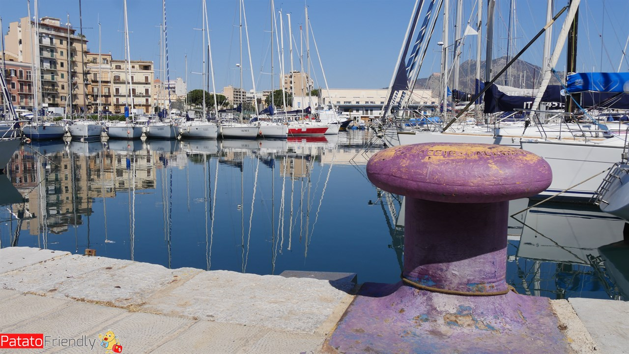 Itinerario in auto in Sicilia - Palermo - La Cala
