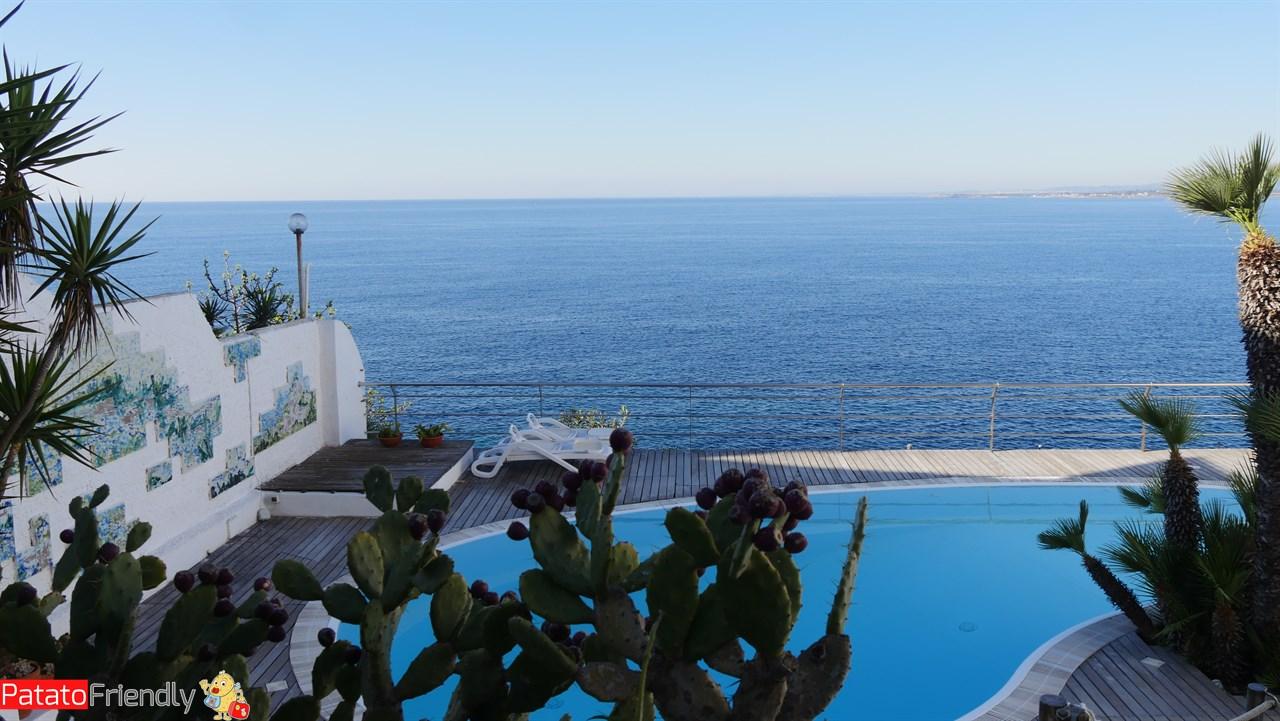 Un hotel sul mare a siracusa patatofriendly for Hotel panorama siracusa