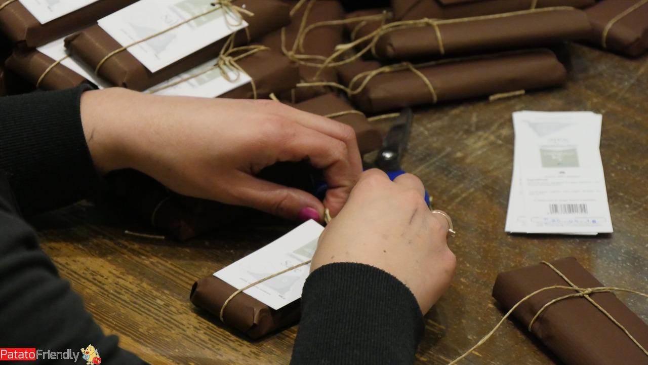 Specialità siciliane - il cioccolato di Modica
