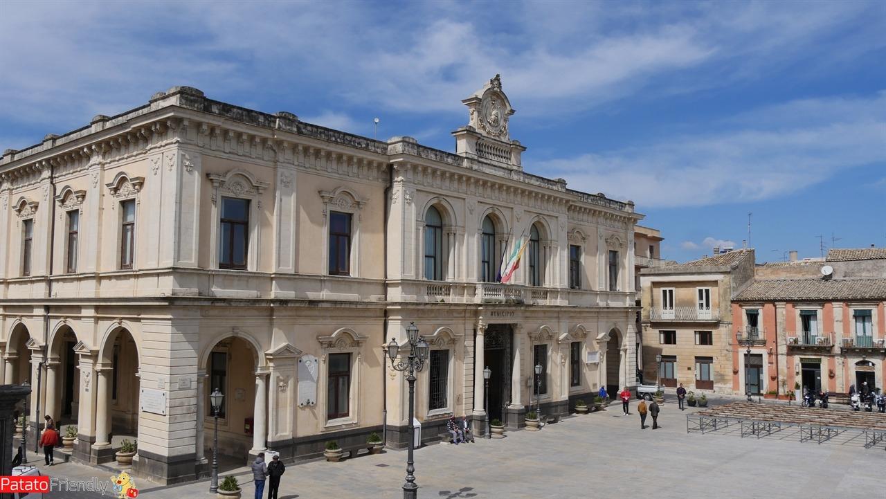 Cosa vedere a Palazzolo Acreide - la piazza