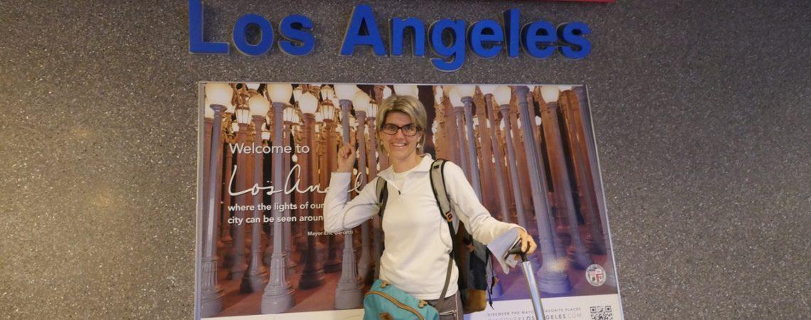 Viaggio negli USA - L'arrivo a Los Angeles