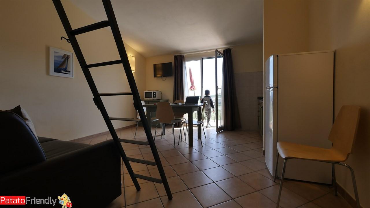 Villa Giada Resort Imperia - Il nostro appartamento con soppalco