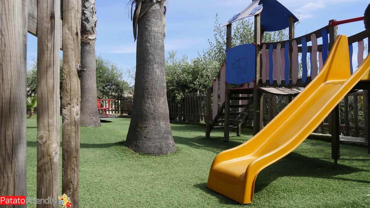 Villa Giada Resort Imperia - Il parco giochi