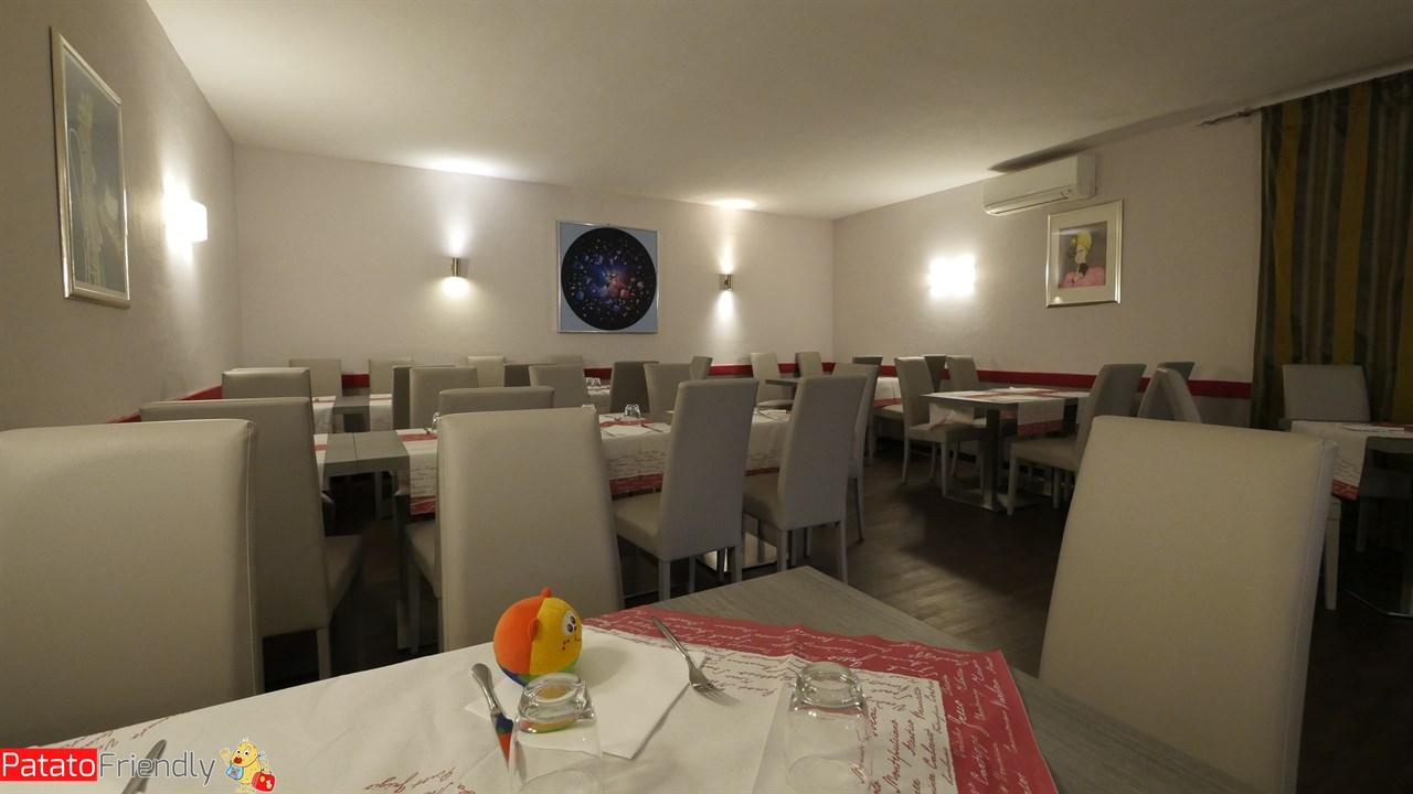 Villa Giada Resort Imperia - La sala ristorante