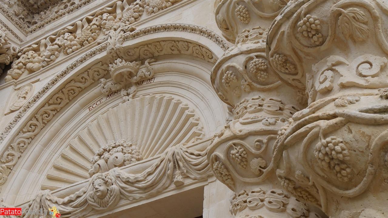 [cml_media_alt id='11345']Le colonne barocche delle chiese di Palazzolo Acreide[/cml_media_alt]