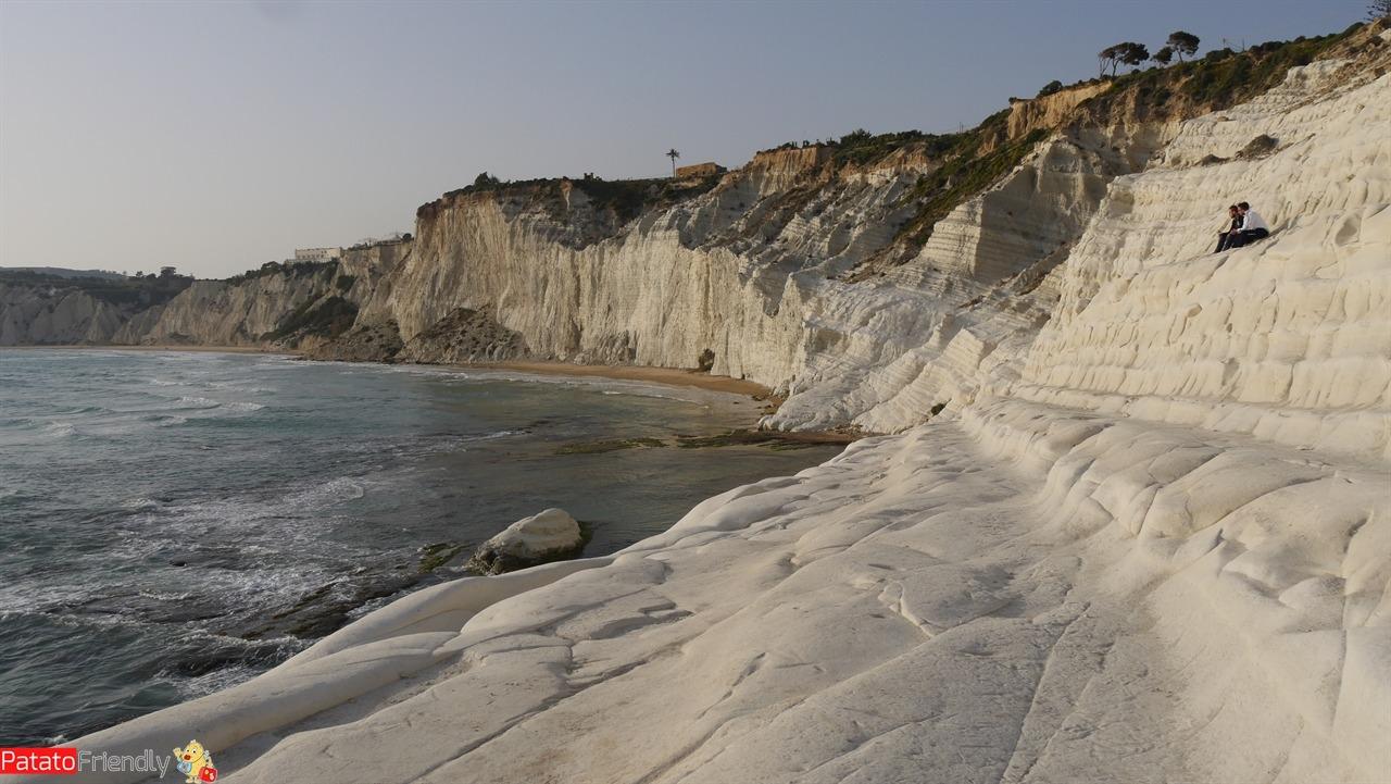 Da vedere a Agrigento - Scala dei Turchi