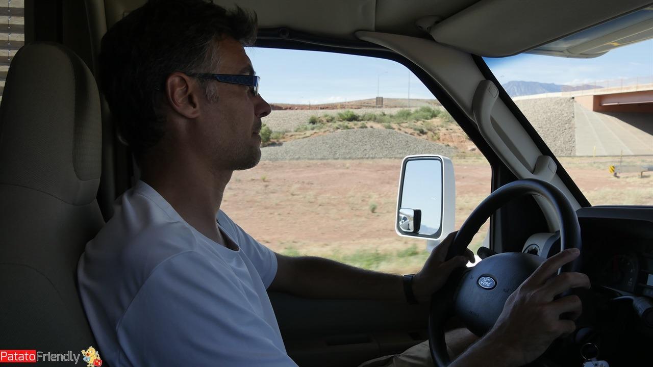 [cml_media_alt id='11484']Il nostro viaggio in camper in USA - Roberto al volante[/cml_media_alt]