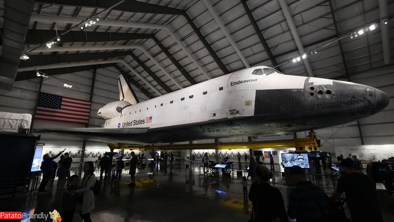 [cml_media_alt id='11375']Los Angeles - Lo shuttle Endeavour[/cml_media_alt]