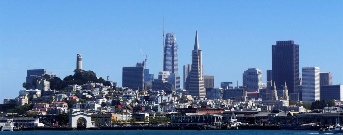 San Francisco - Vista dalla baia