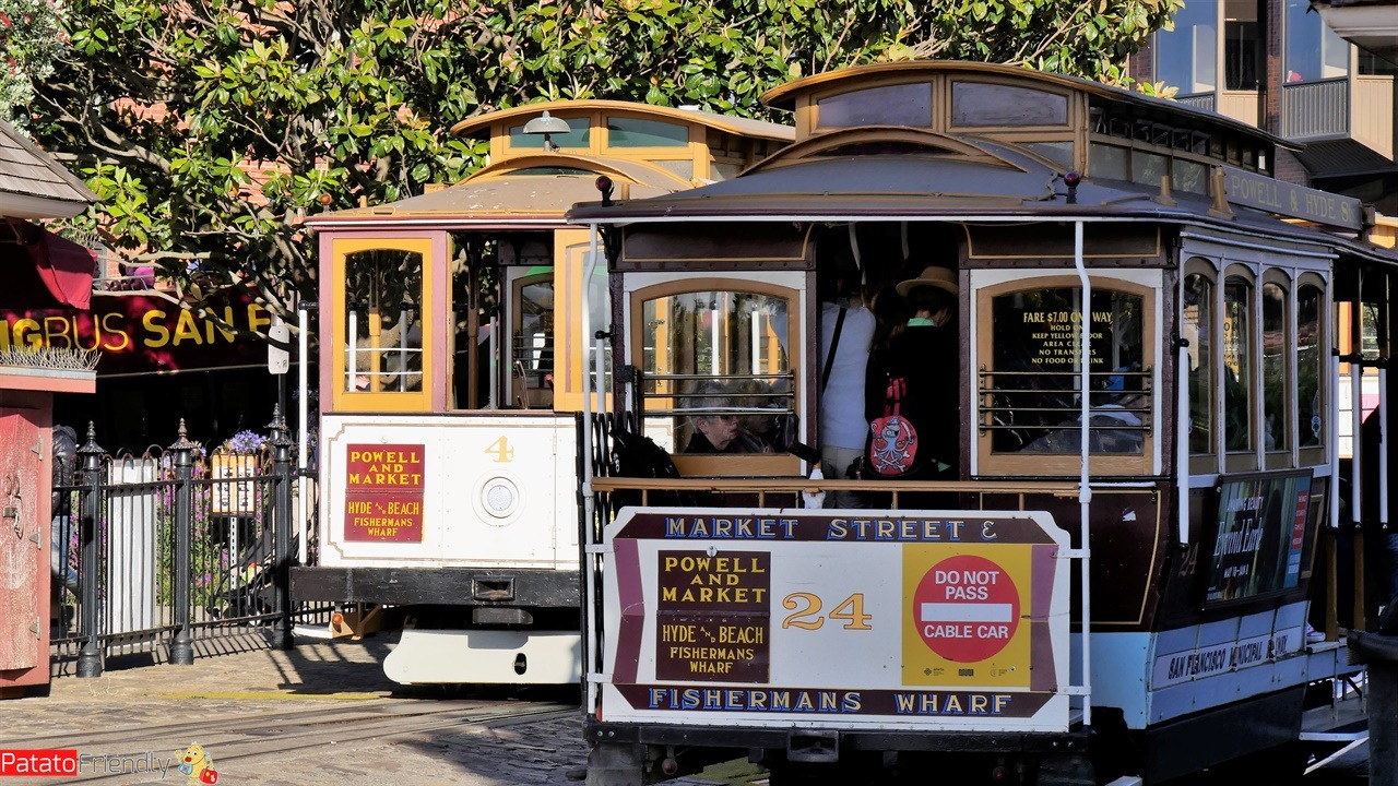 [cml_media_alt id='11397']San Francisco - Le famosissime Cable car[/cml_media_alt]