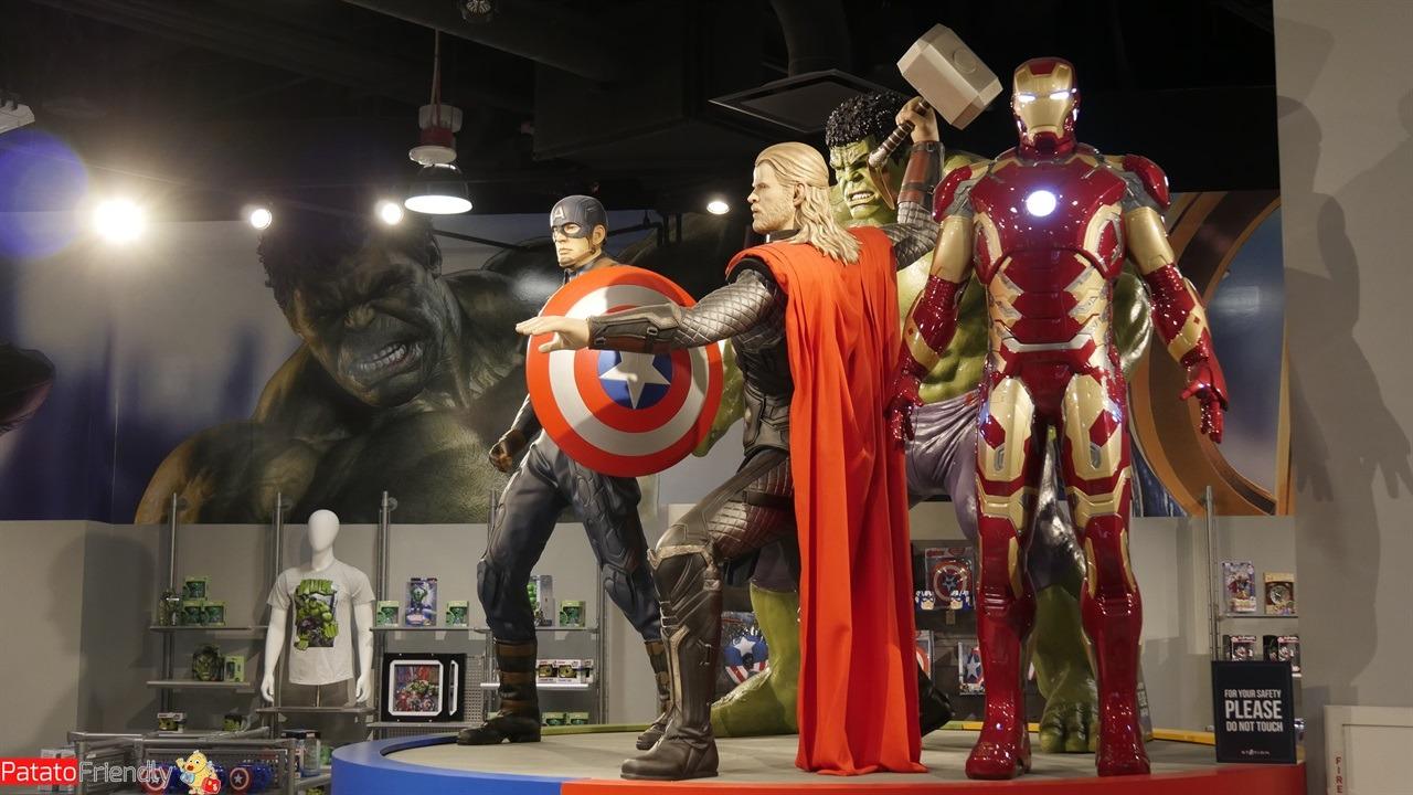 [cml_media_alt id='11463']The Avenger Station a Las Vegas - Gli Avengers quasi al completo[/cml_media_alt]