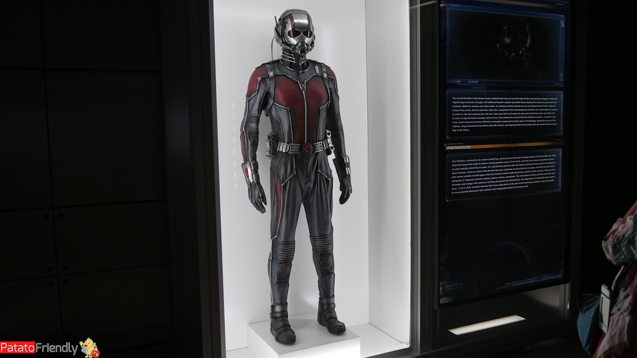[cml_media_alt id='11464']The Avenger Station a Las Vegas - La tuta di Ant Man[/cml_media_alt]
