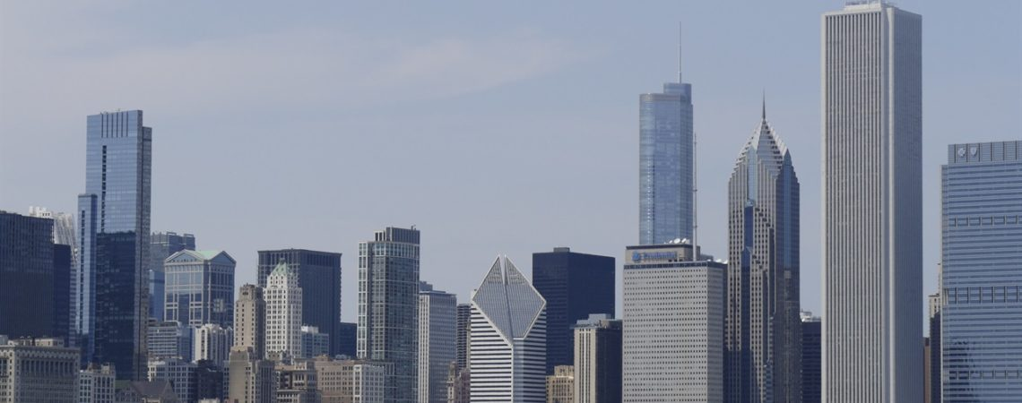Chicago - Lo skyline