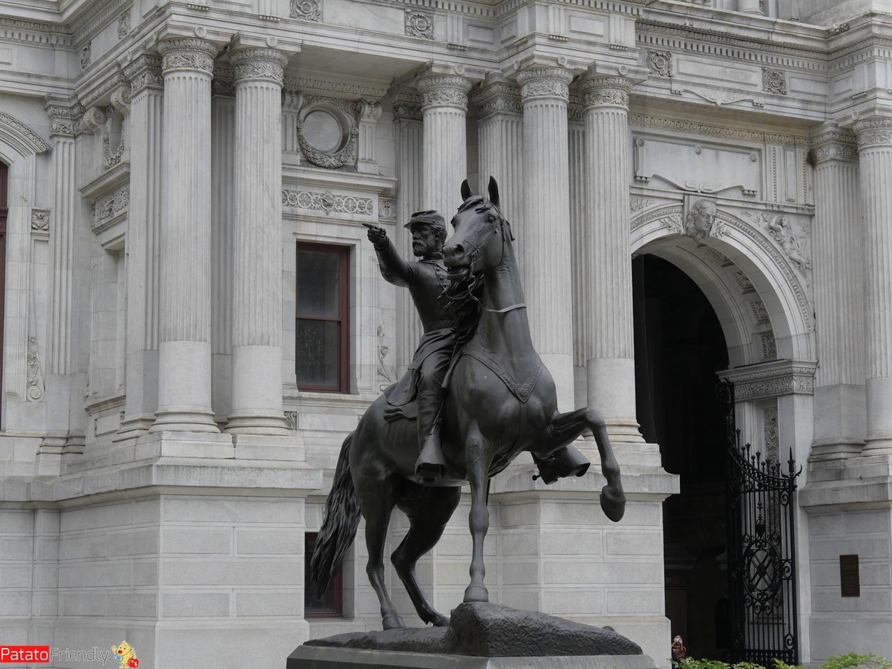 [cml_media_alt id='11624']Philadelphia - La statua del Generale Reynolds[/cml_media_alt]
