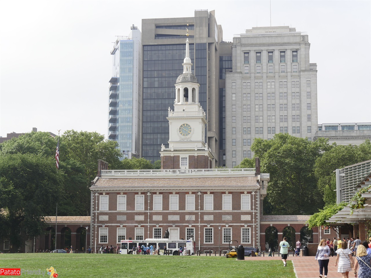 [cml_media_alt id='11625']Philadelphia - L'independence Hall[/cml_media_alt]