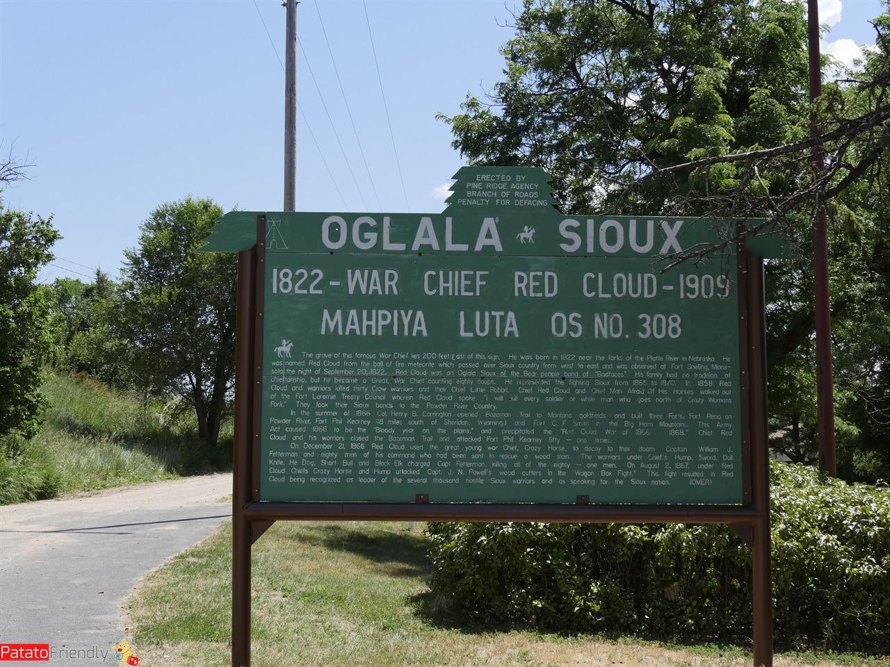 [cml_media_alt id='11548']viaggio in South Dakota La Riserva di Pine Ridge[/cml_media_alt]