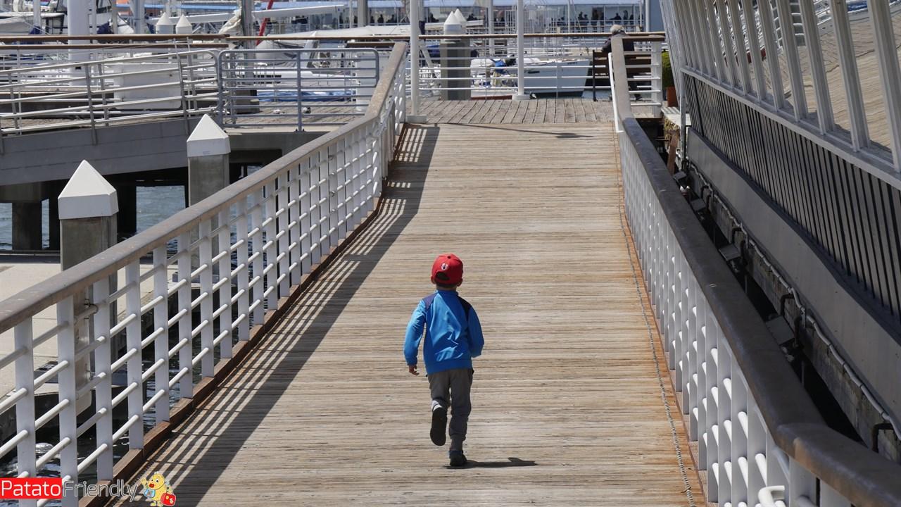 Cosa fare a Oakland - l'Embarcadero