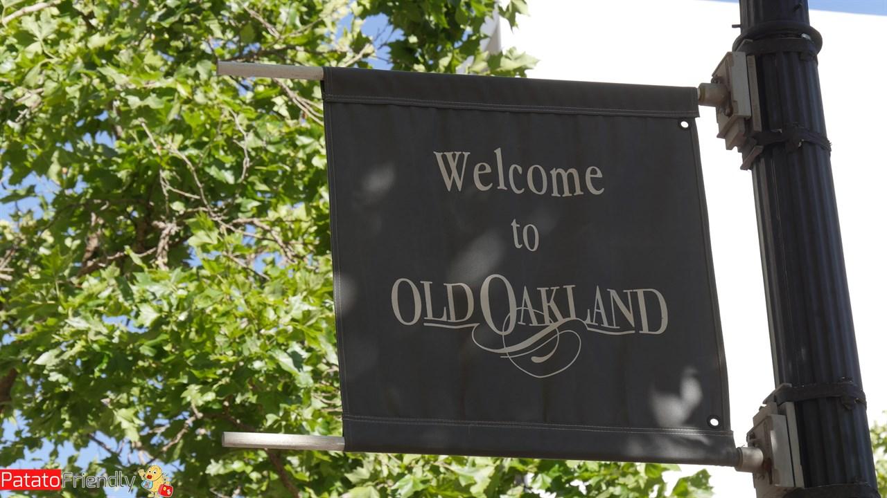 Cosa visitare a Oakland - Old Oakland