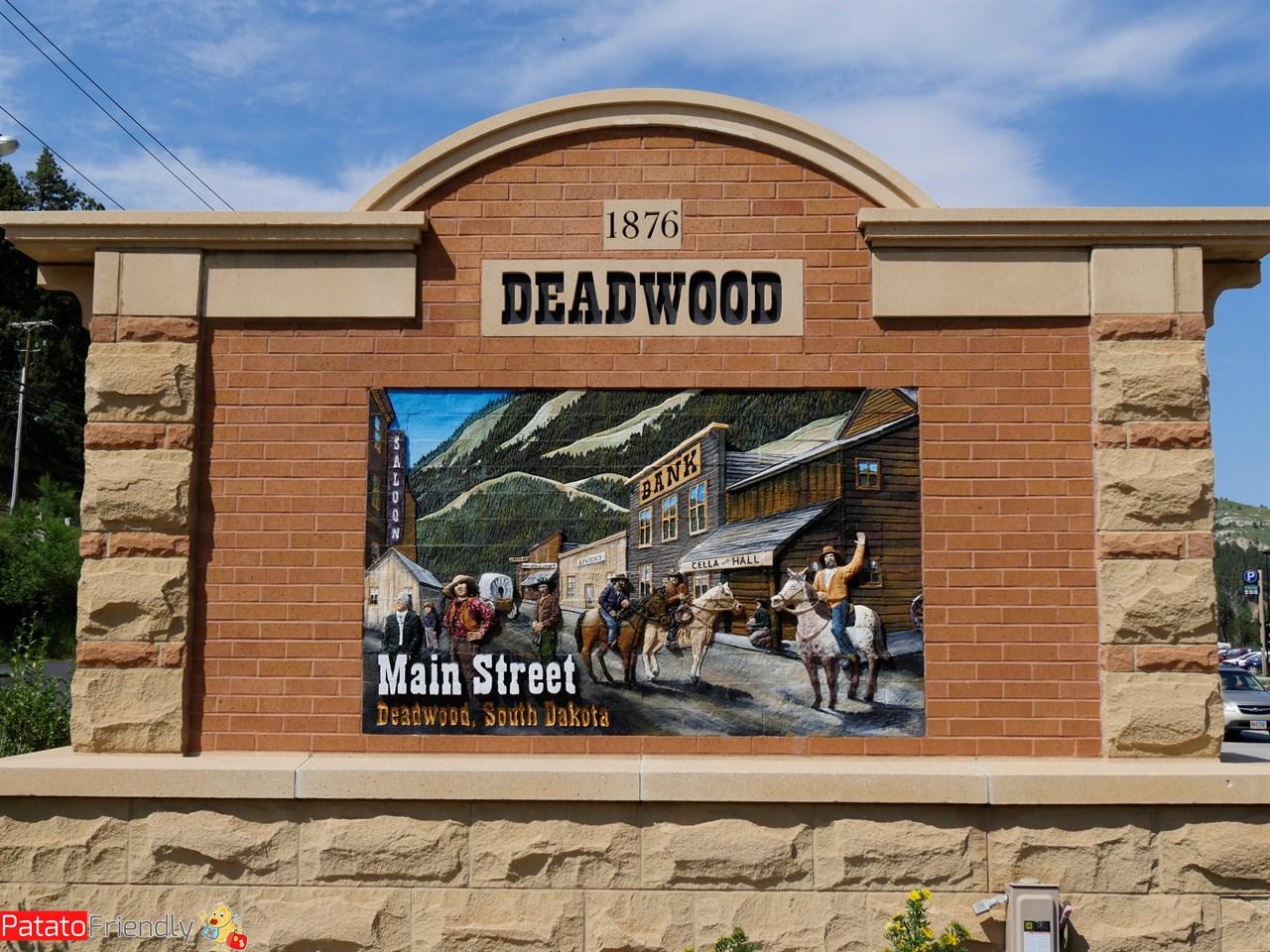 Deadwood - ingresso in città
