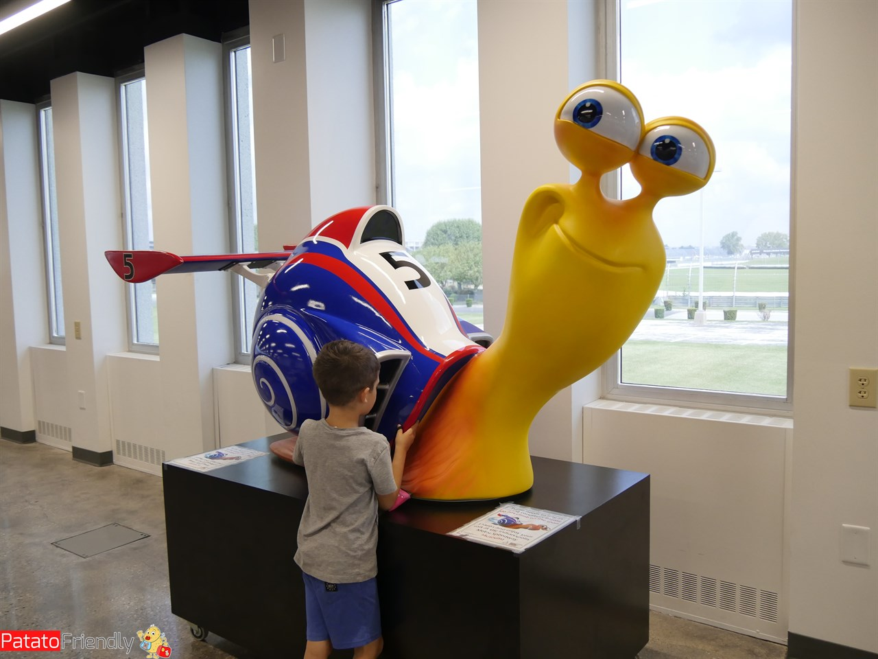 [cml_media_alt id='11707']Indianapolis coi bambini - museo del IMS[/cml_media_alt]