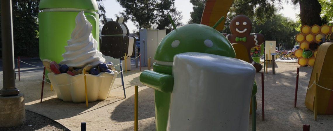 Vedere il Googleplex a Mountain View