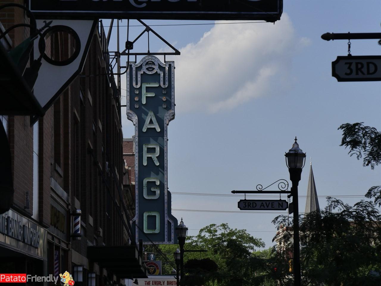 Visitare Fargo - centro storico