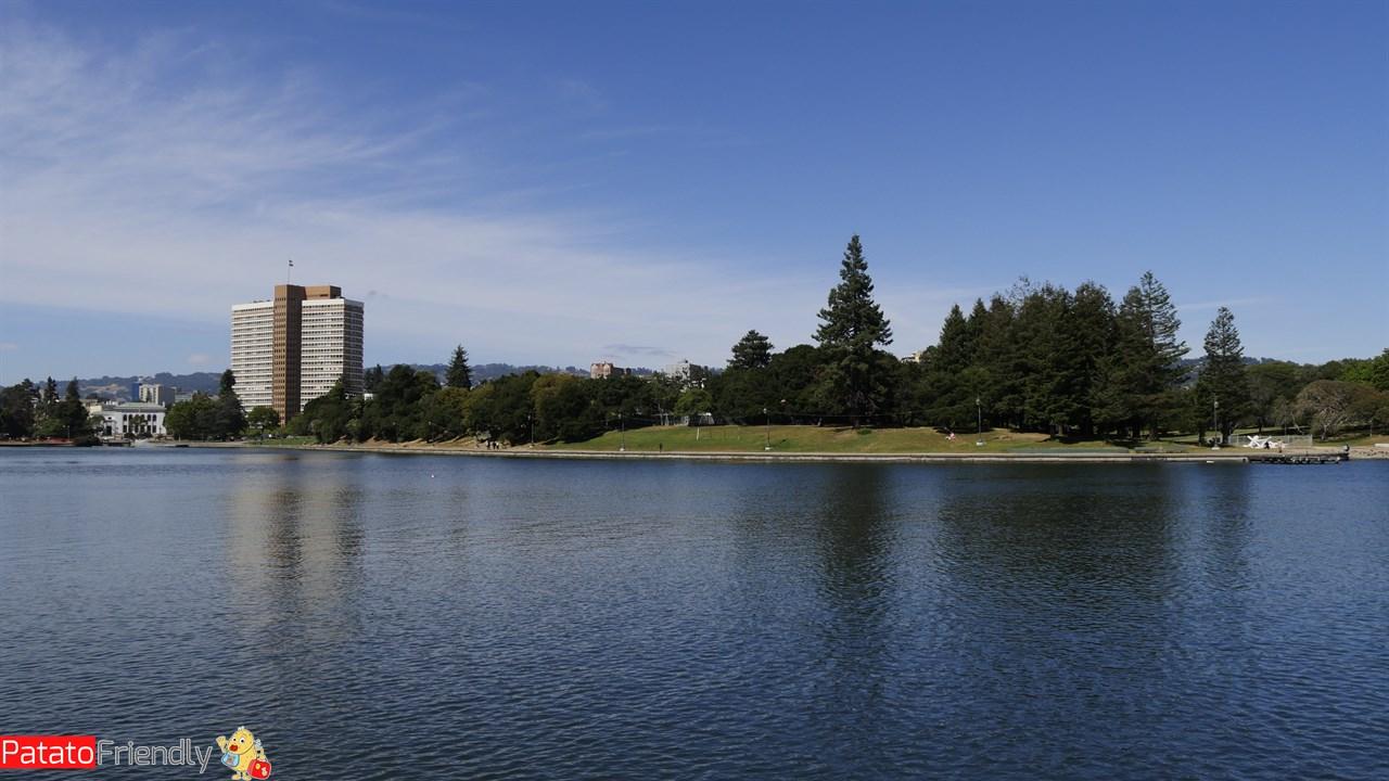 Visitare Oakland - Lake Merritt