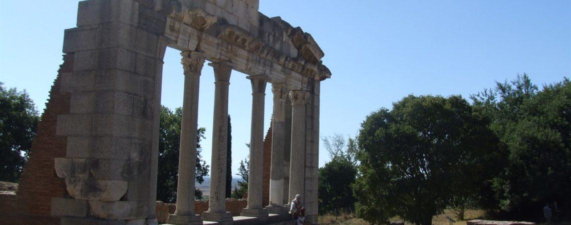 Cosa fare vicino a Valona - il tempio di Apollonia