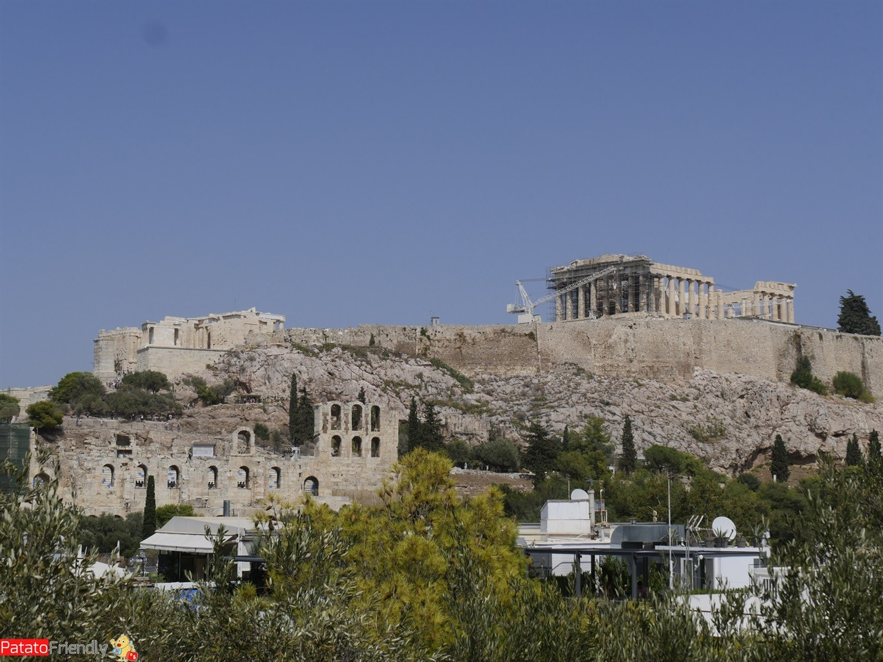 [cml_media_alt id='12273']Dove dormire a Atene - Vista dell'Acropoli[/cml_media_alt]