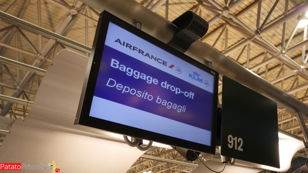 Cosa succede in caso di volo cancellato - In aeroporto verso gli States