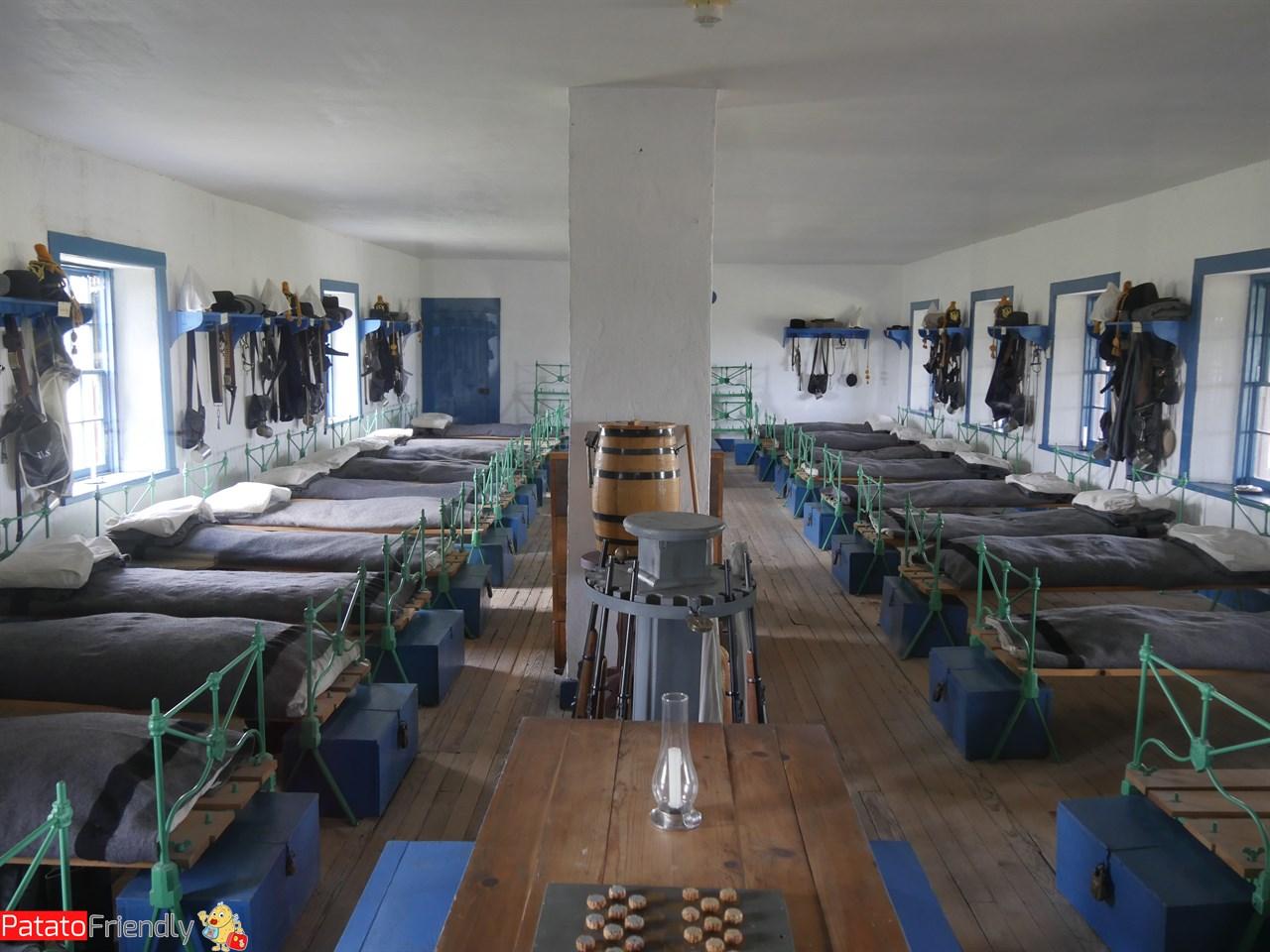 [cml_media_alt id='12427']Le baracche dei soldati di Fort Laramie[/cml_media_alt]