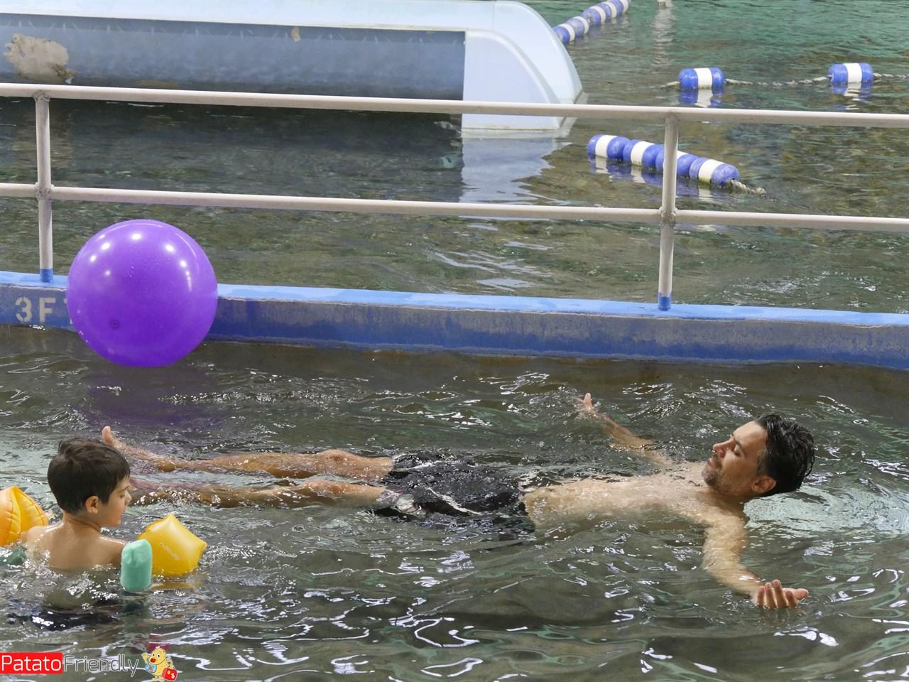Le terme din South Dakota - le piscine di Evans Plunge