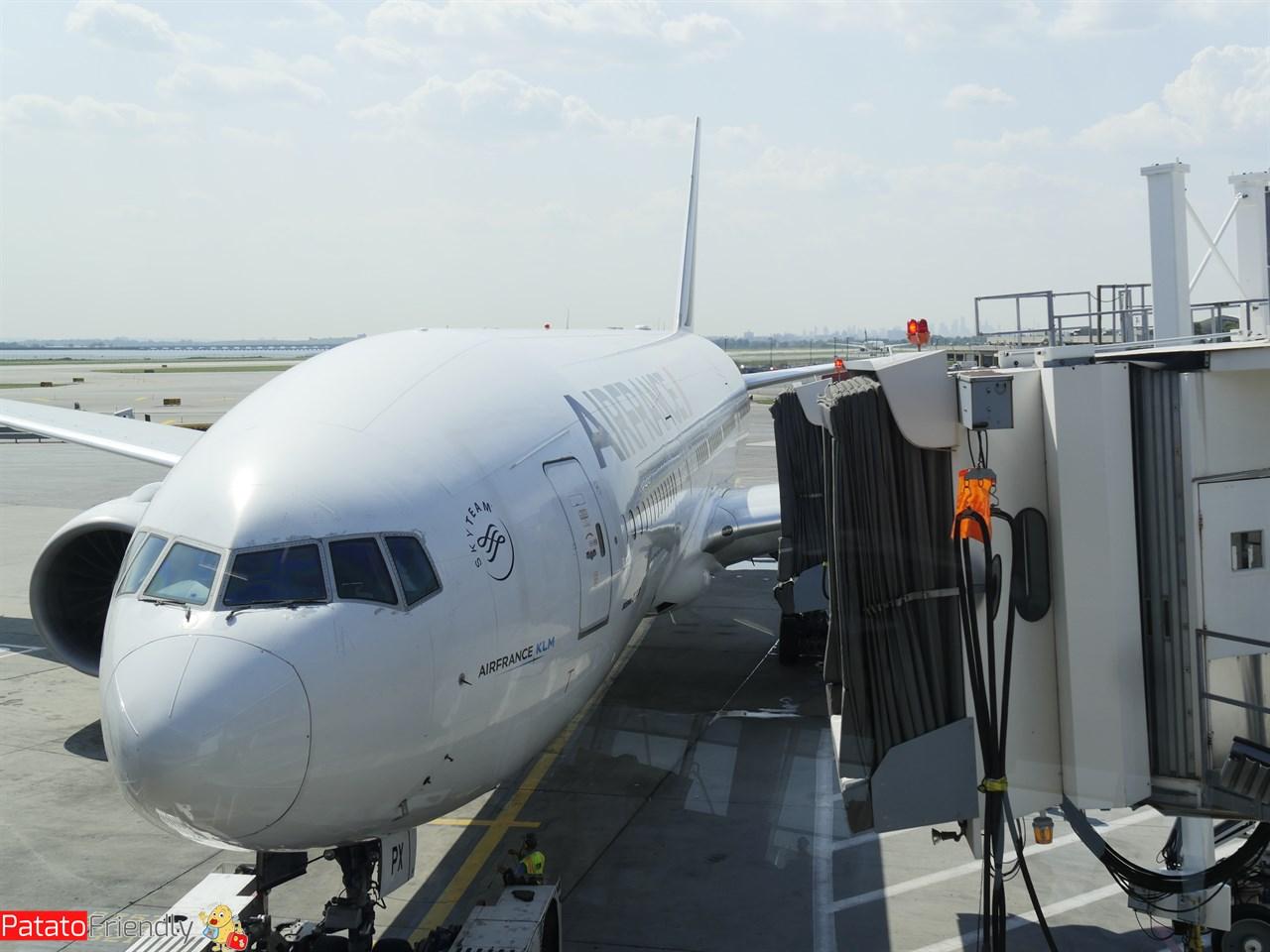 Volare con Air France il nostro aereo del ritorno