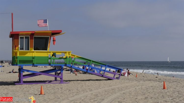 Da vedere a LA - Venice Beach