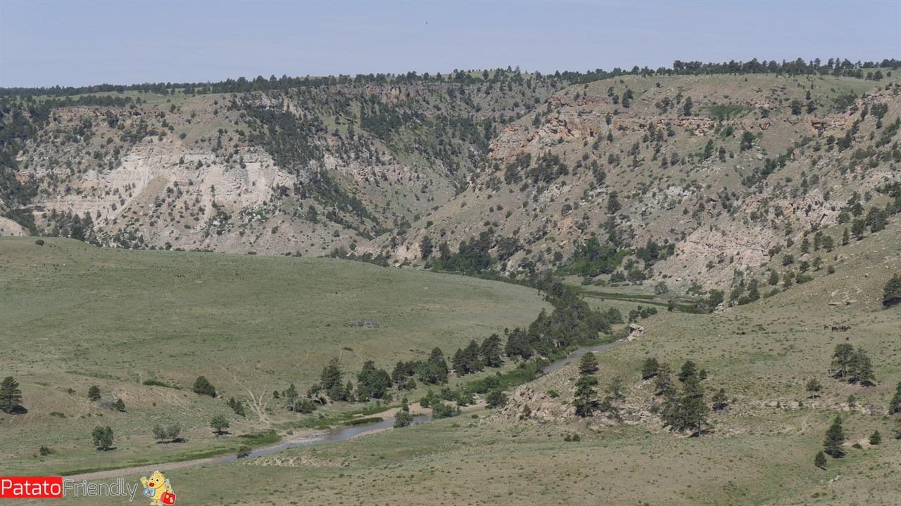Il Wild Horse Sanctuary nelle Black Hills