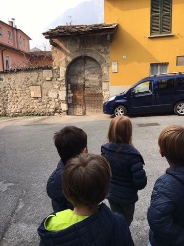 Scoprire Lecco con i bambini - alla scoperta