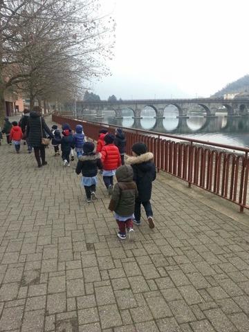 Scoprire Lecco con i bambini - passeggiata