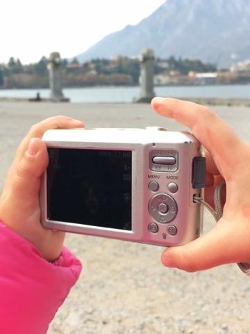 Scoprire Lecco con i bambini - fotografare