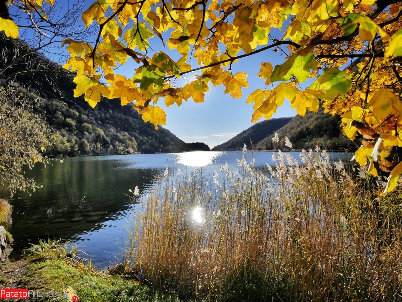 Una gita al lago vicino a milano il lago del segrino for Noleggio di cabine per lago