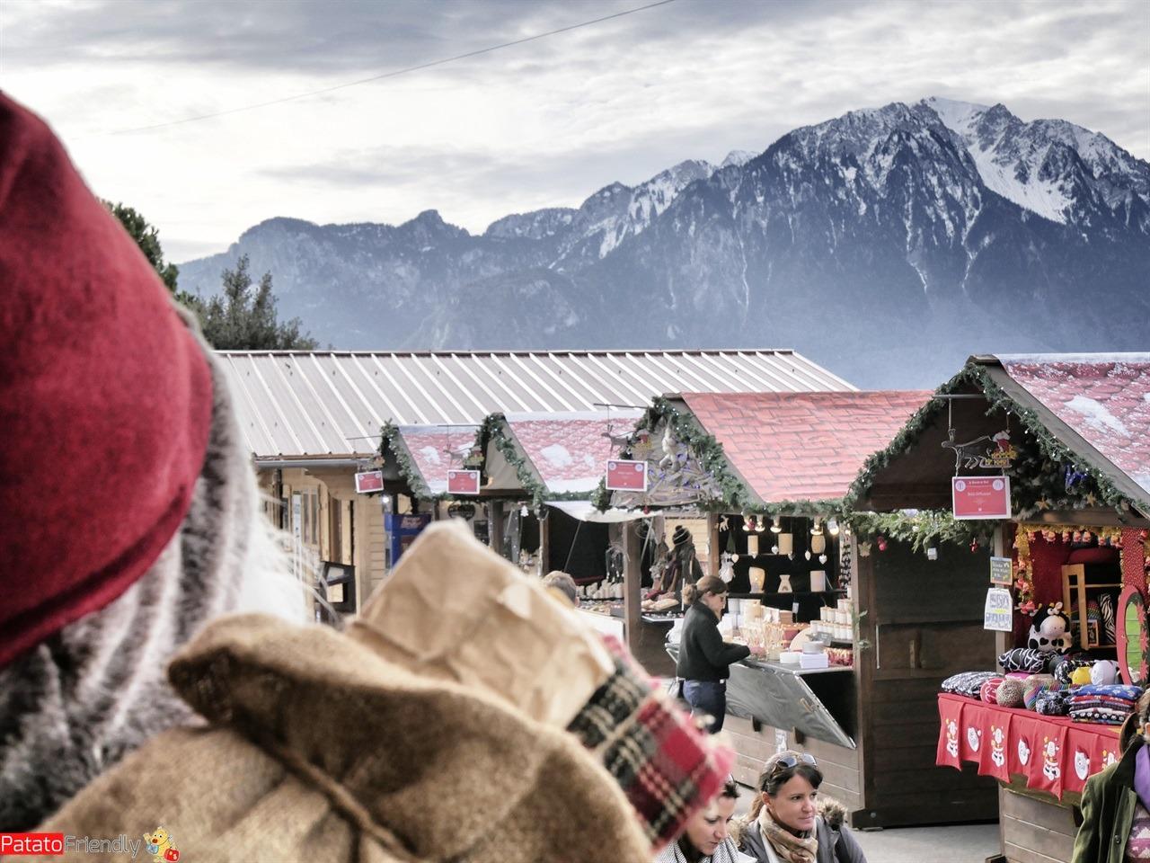 Natale a Montreux coi bambini - I Mercatini di Natale di Montreux