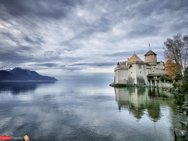 Natale a Montreux coi bambini - Le Chateau de Chillon