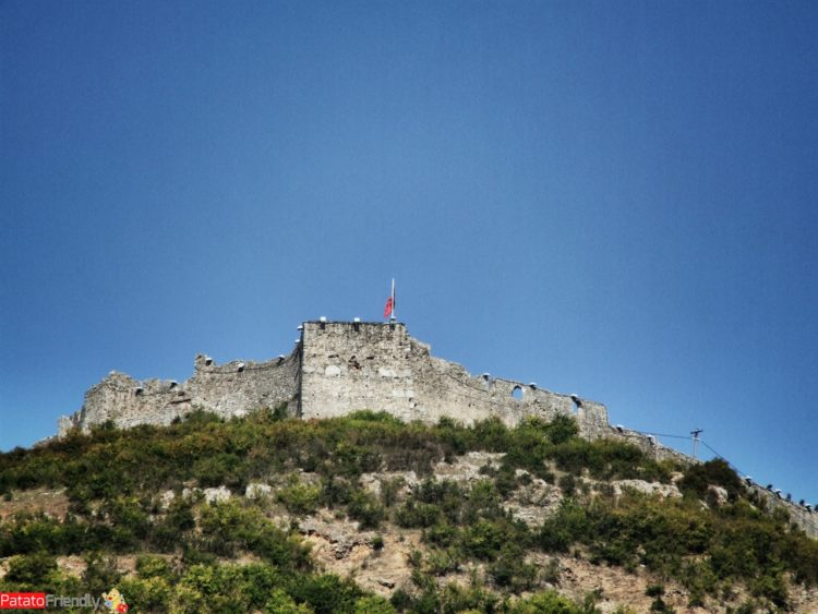 Rozafa castle - Albania