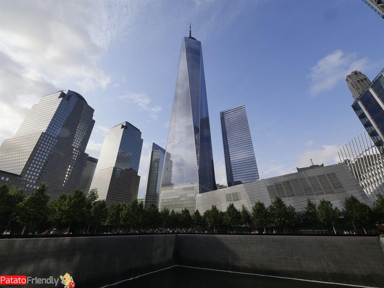 Visitare il Memoriale di New York